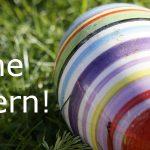 Ostern: Die beste Zeit für das erste Resümee des Jahres.