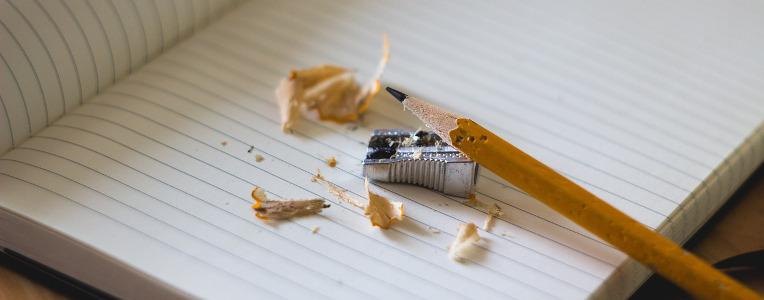 Schreiben ist ein Prozess, der Aufbau eines Business auch.