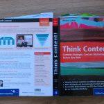 Das Buch Think Content ist ein guter Einstieg ins Content Marketing.