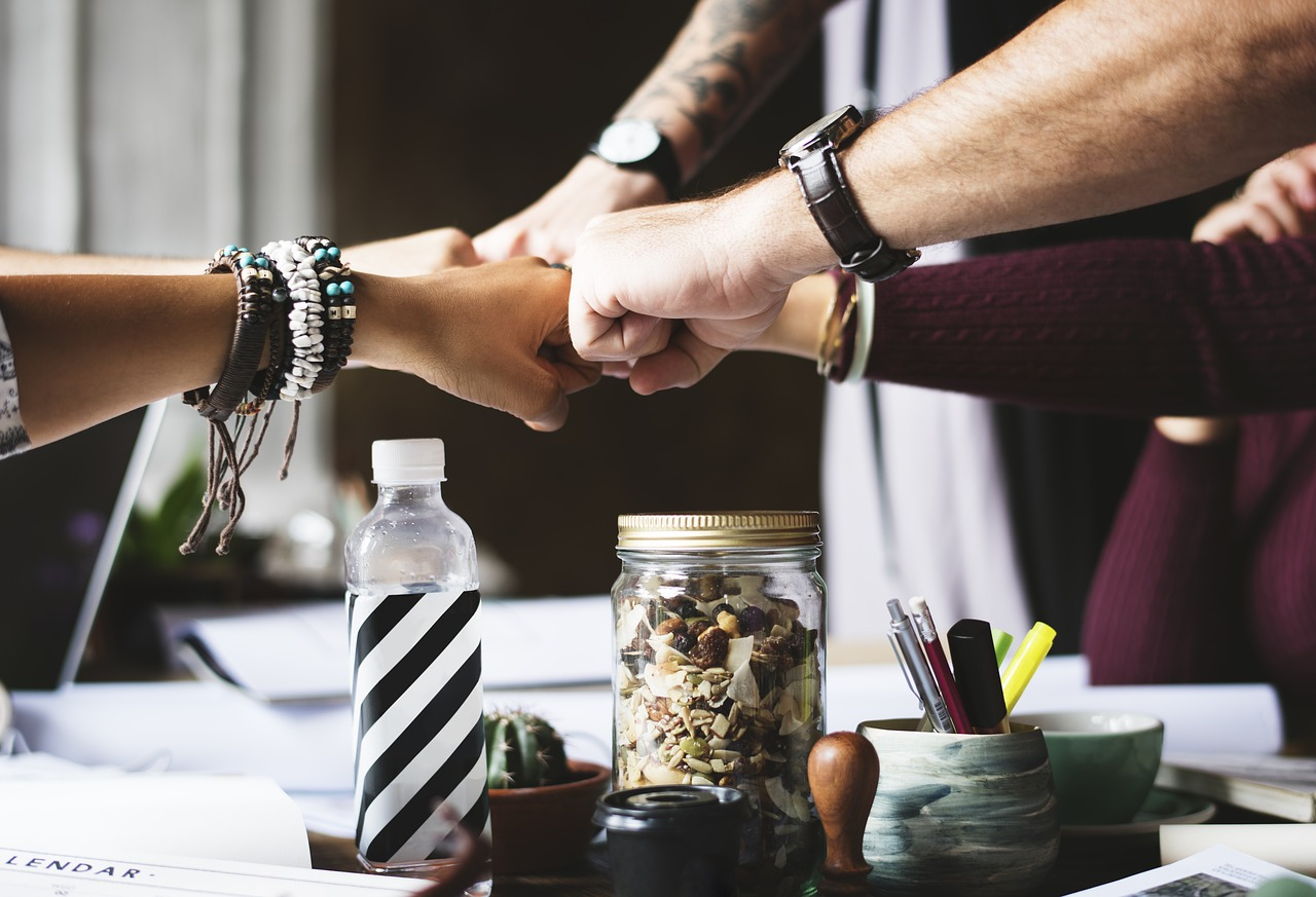 Gemeinsam mehr erreichen - beim Content Wochenende