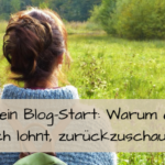 Blog aufbauen, Blog starten, Blog-Start