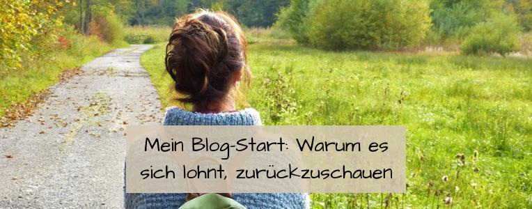 Blog aufbauen, Blog starten, Blog-Start