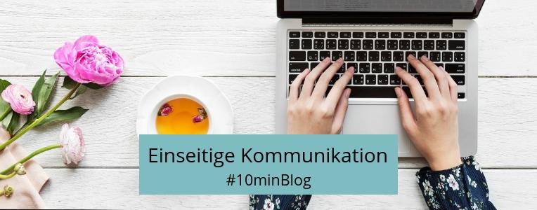 Werbung, Social Media, Austausch, Kommunikation, 10minBlog