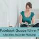 Facebook Gruppe führen, Haltung, Authentisch auftreten