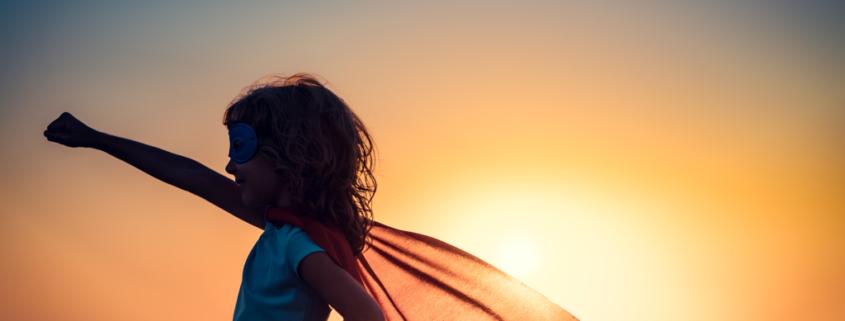 Blogparade Superhelden Geschichten, Storytelling, Stärke in der Krise, positive Geschichten